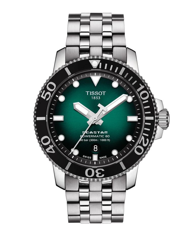 Tissot Seastar 1000 Powermatic 80 T120.407.11.091.01 / T1204071109101