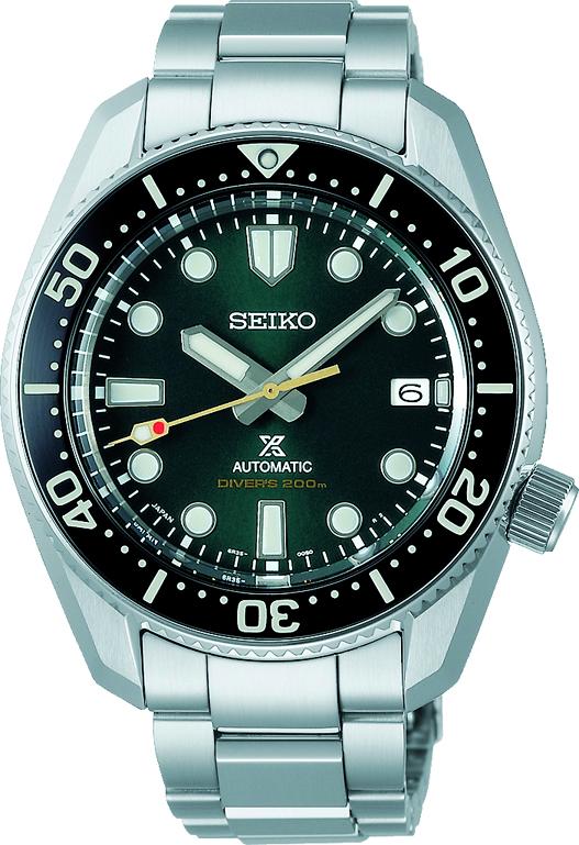 Seiko Automatik Diver Prospex SEA SPB207J1 / SPB207 mit Saphirglas LTD