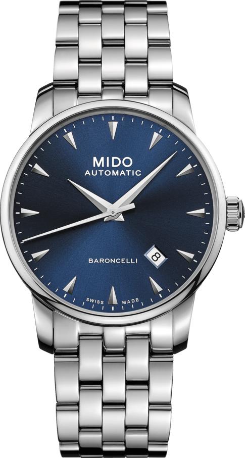 Mido M8600.4.15.1 / M86004151 BARONCELLI II Herren Automatikuhr