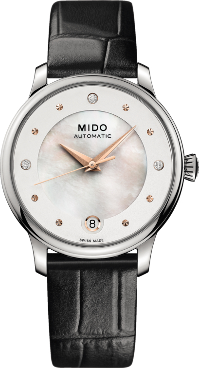 Mido M039.207.16.106.00 / M0392071610600 BARONCELLI II LADY Automatikuhr