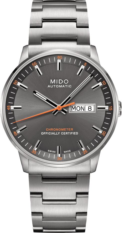 Mido M021.431.11.061.01 / M0214311106101 COMMANDER II GENT Automatikuhr