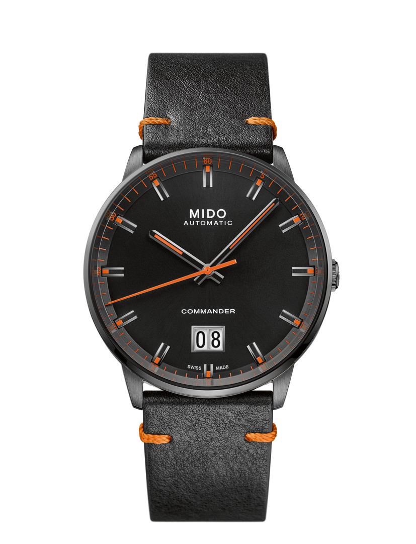 Mido M021.626.36.051.01 / M0216263605101 COMMANDER II Herren Automatikuhr