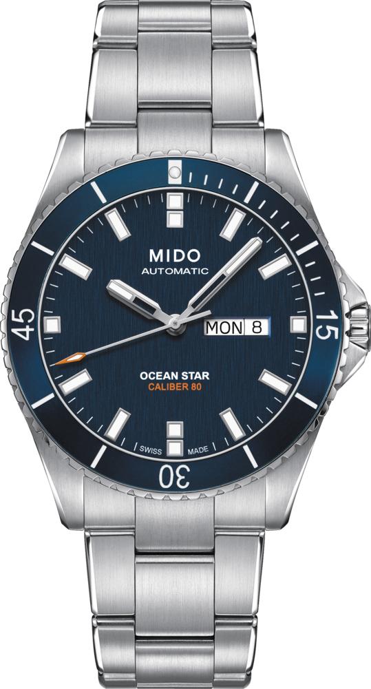 Mido M026.430.11.041.00 / M0264301104100 OCEAN STAR CAPTAIN Gent Automatikuhr