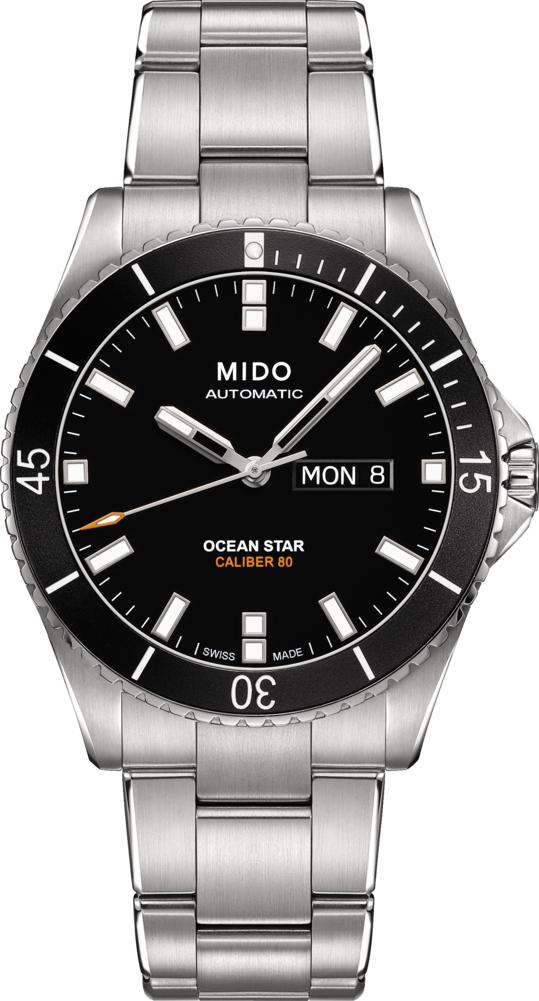 Mido M026.430.11.051.00 / M0264301105100 OCEAN STAR CAPTAIN Gent Automatikuhr