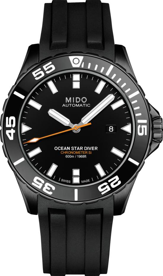 Mido M026.608.37.051.00 / M0266083705100 OCEAN STAR CAPTAIN DIVER Herren Automatikuhr