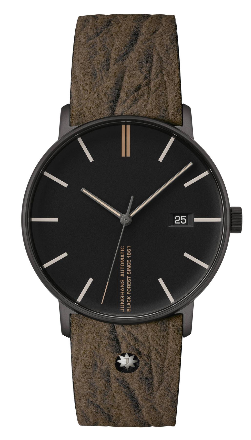 Junghans FORM A Automatik Armbanduhr 27/4132.00 Limited Edition
