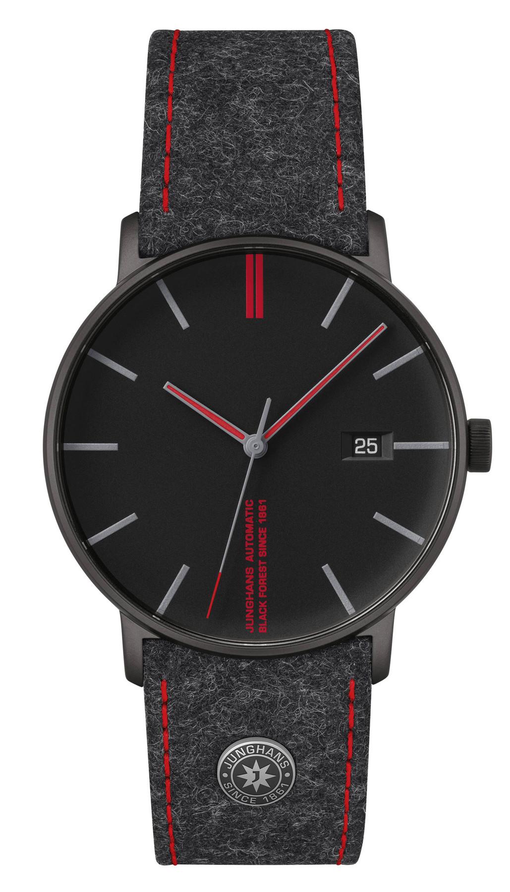 Junghans FORM A Automatik Armbanduhr 27/4131.00 Limited Edition