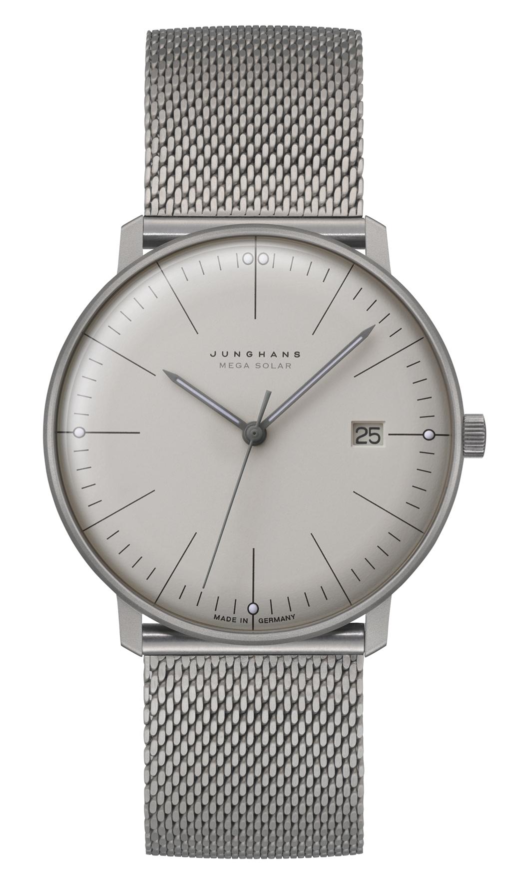 Junghans max bill MEGA Funk Armbanduhr 059/2022.46 | 59202246