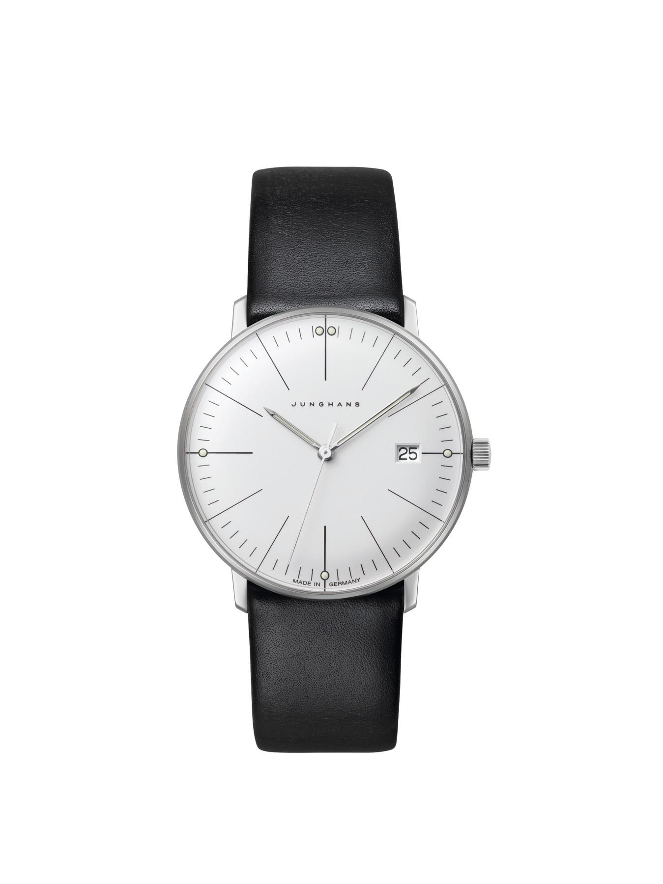 Junghans max bill Damen Armbanduhr 047/4251.02 | 474251.02 mit Saphirglas