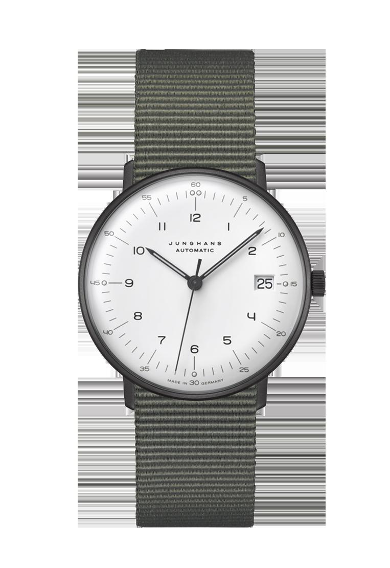 Junghans max bill kleine Automatic Damen Armbanduhr 27/4005.02   27400502