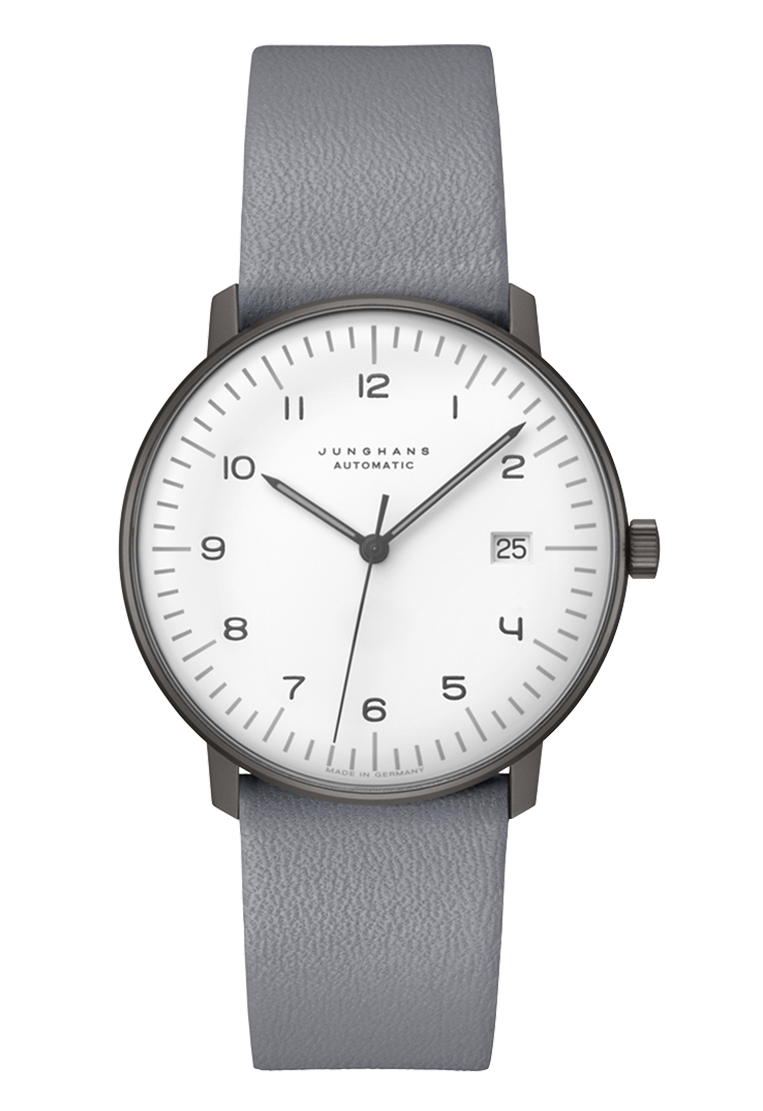 Junghans max bill Automatic Herren Armbanduhr 27/4007.02   27400702