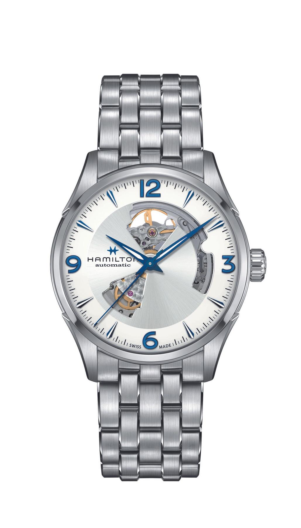 Hamilton H32705152   Jazzmaster   Open Heart Automatic watch