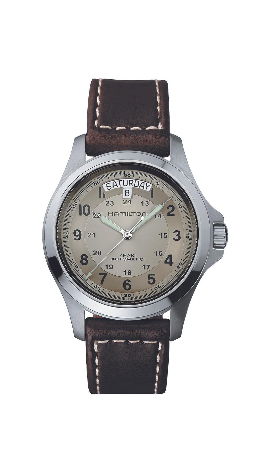 Hamilton H64455523   Khaki Field King Automatic watch
