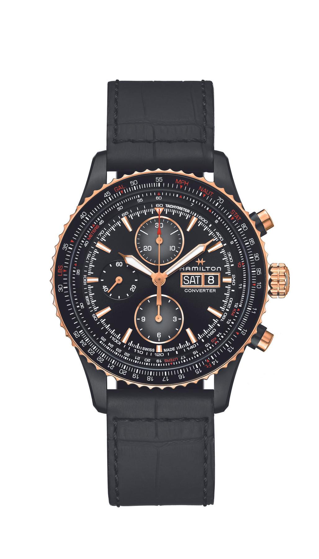 Hamilton H76736730   Khaki Aviation   Converter Automatic watch