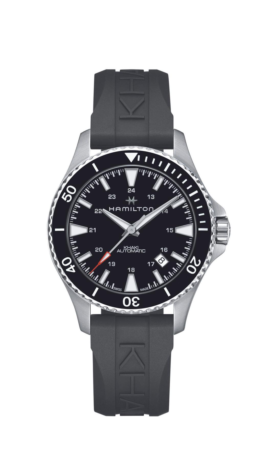 Hamilton H82335331   Khaki Navy Scuba Automatic watch
