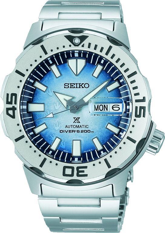 Seiko Prospex Save the Ocean SRPG57K1 / SRPG57 Automatik Divers Herrenuhr