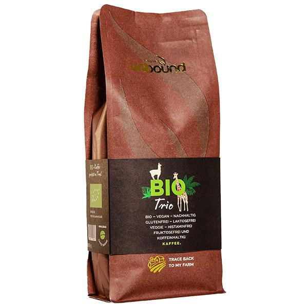 Kaffeerösterei Unbound Bio Trio kaufen