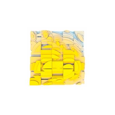 Volumetric Noise - Voronoi Cubism 0822 – Bild 2
