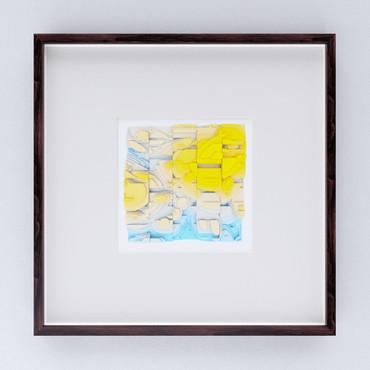 Volumetric Noise - Voronoi Cubism 0827 – Bild 3