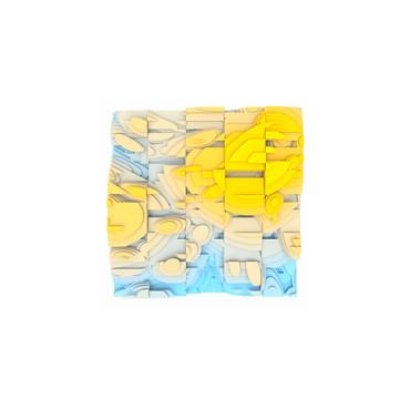 Volumetric Noise - Voronoi Cubism 0827 – Bild 2