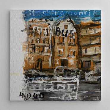 Stadtromantik mit Bus – Bild 2