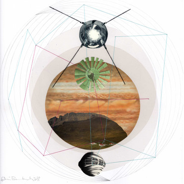 Collages - Sputnik – Bild 2