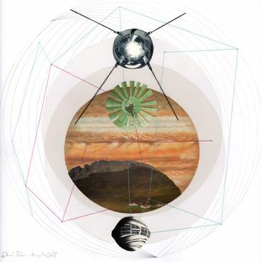 Collages - Sputnik – Bild 2