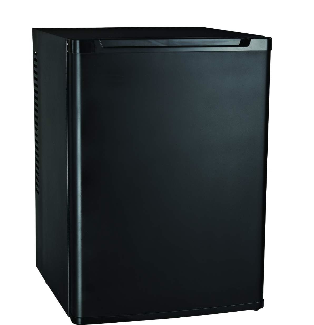 mc40 semi casting fridge silent quiet black wine mini fridge ebay. Black Bedroom Furniture Sets. Home Design Ideas