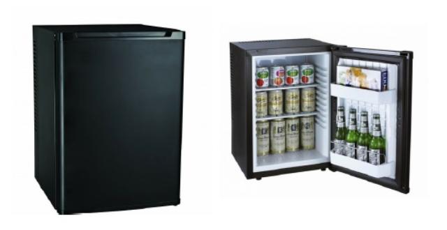 Kleiner Kühlschrank Büro : Kühlschrank geräuschlos leise schwarz büro camping hotel wein mini