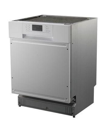 PKM DW12A++7TI Geschirrspüler 60cm teilintegriert Spülmaschine