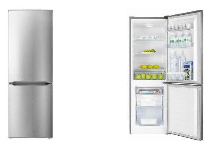 Kühlschrank Pkm : Pkm kg 218.4 a silber und 4**** kühl gefrierkombination