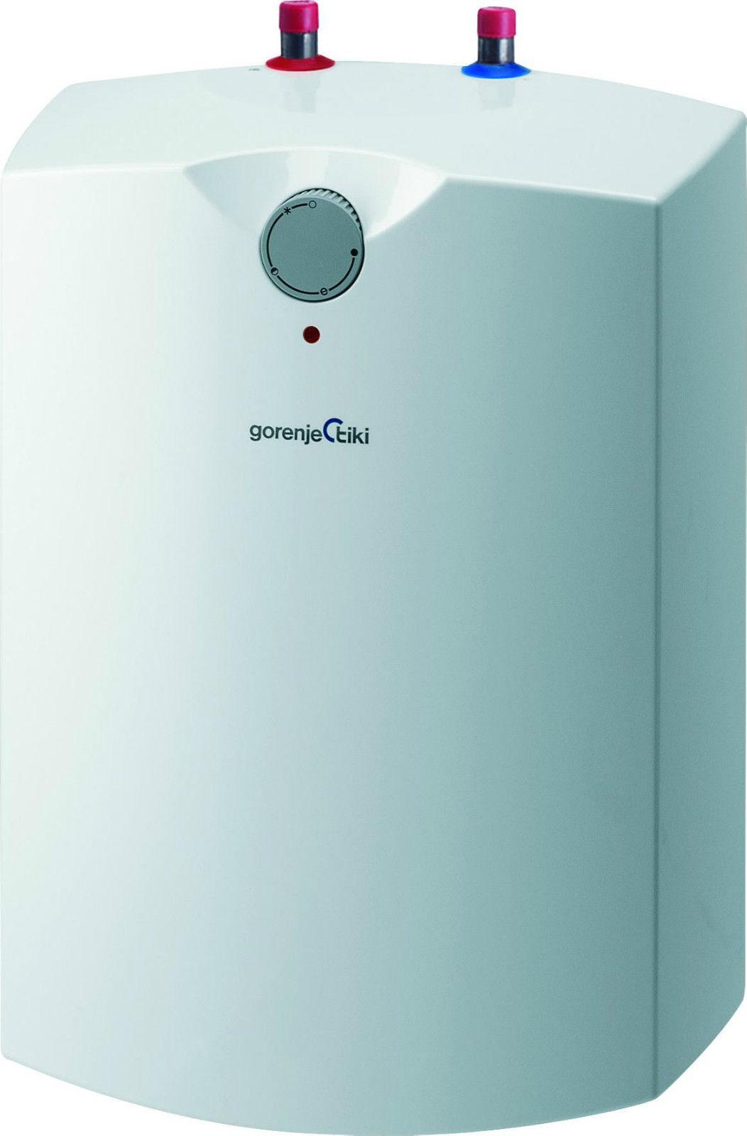 Gorenje GT 10U Boiler 10 Liter DRUCKFEST Untertisch ...