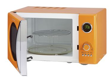 Schaub Lorenz MW823G O orange retro Mikrowelle 800Watt - Grill 1000Watt – Bild 4