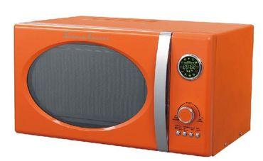 Schaub Lorenz MW823G O orange retro Mikrowelle 800Watt - Grill 1000Watt – Bild 1