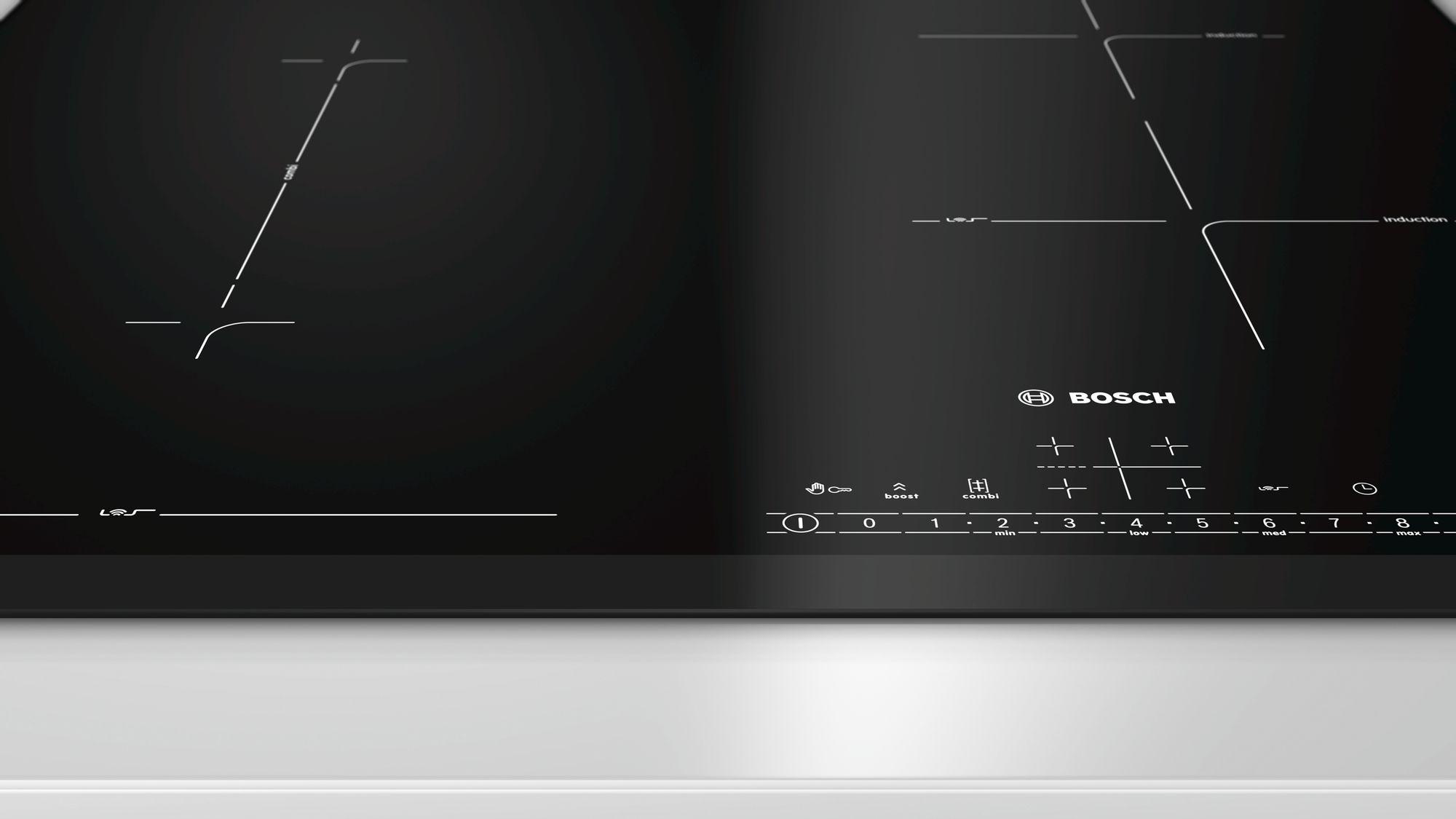 bosch induktionskochfeld pvs651fc1e 60cm autark bratsensor einbau flex haushaltsgro ger te. Black Bedroom Furniture Sets. Home Design Ideas