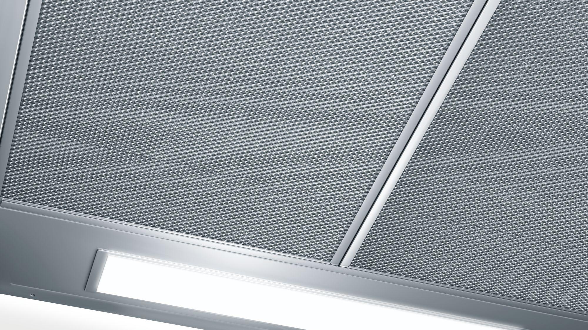 Bosch dul63cc50 edelstahl abzugshaube 60cm unterbau dunstabzugshaube