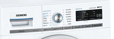 Siemens Waschmaschine WM14W7G2 A+++ 1400 U/min 9kg iQdrive sensoFresh  – Bild 6