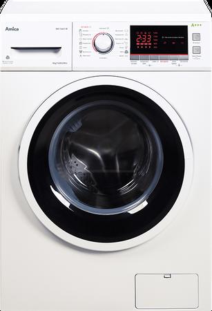 Waschmaschine Amica WA 14661 W A+++ 1400 U/min 8 kg Aquastopp Display – Bild 7
