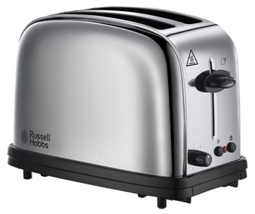 Russell Hobbs Toaster Edelstahl Oxford 20700-56 / 2x breite Schlitze – Bild 1