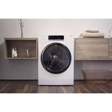 Waschmaschine Bauknecht WM Big 1224 ZEN KON 12kg A+++ 1400U groß – Bild 11