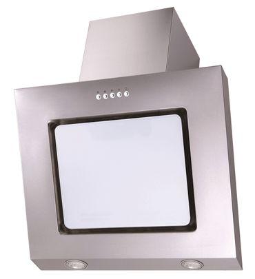 [Paket] Umluftset PKM 9031W Dunstabzugshaube 60cm weiß Glas inkl. Kohlefilter