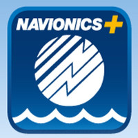 Navionics+ Plus digitale Seekarte