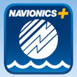 Navionics+ Plus Update digitale Seekarte 001