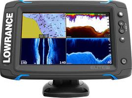 Lowrance Elite 7 Ti Echolot Fischfinder GPS Kartenplotter Kombigerät