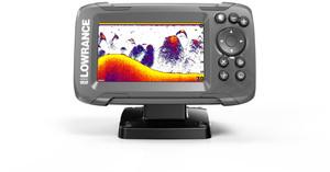 Lowrance Hook2 4x GPS Bullet – Bild 1