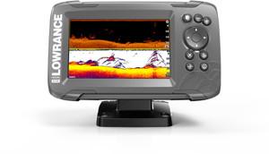 Lowrance Hook2 5x GPS HDI SplitShot