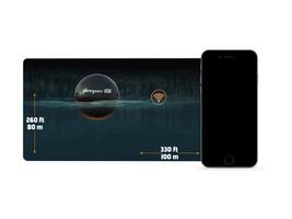 Deeper Pro Set + Smartphone Halterung + Night Cover Wurfecholot Fischfinder – Bild 11
