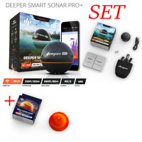 Deeper Pro Plus Set + Night Cover Wurfecholot Fischfinder – Bild 10