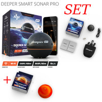 Deeper Pro Set + Night Cover Wurfecholot Fischfinder – Bild 1