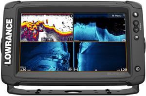 Lowrance Elite 9 Ti² ohne Geber Echolot GPS Kombigerät – Bild 1